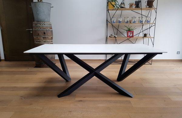 meubles et verrières industriels en bois et acier sur-mesure